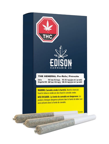 Edison- The General Pre-Roll