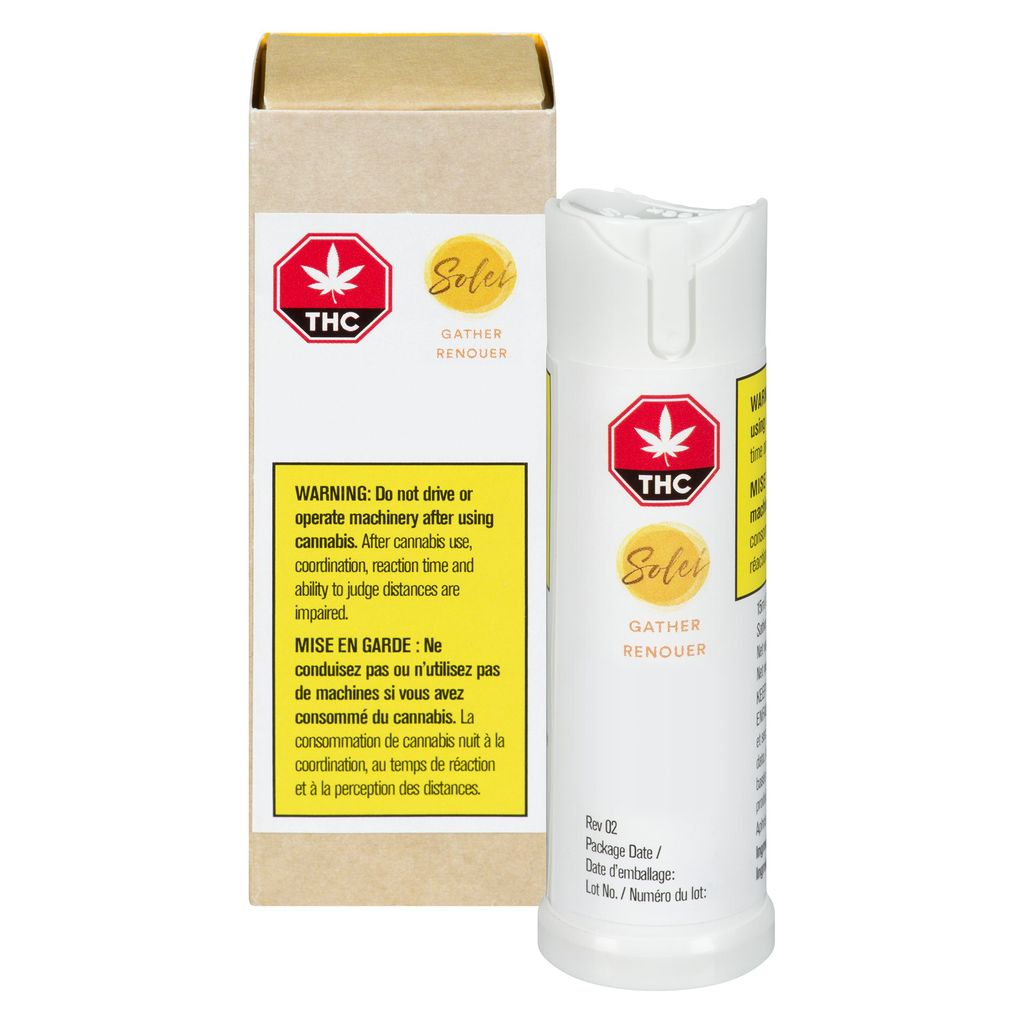 Solei - Gather (Jack Herer) Oral Spray