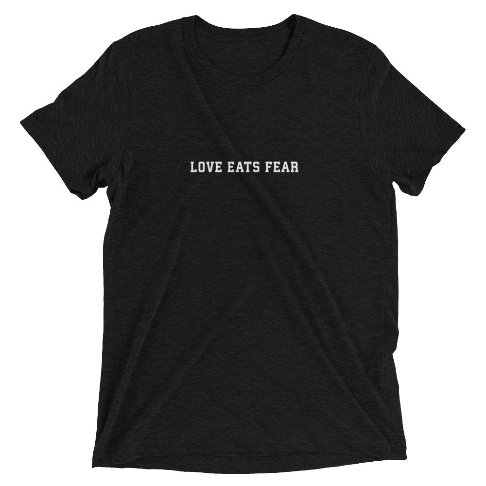 Love Eats Fear