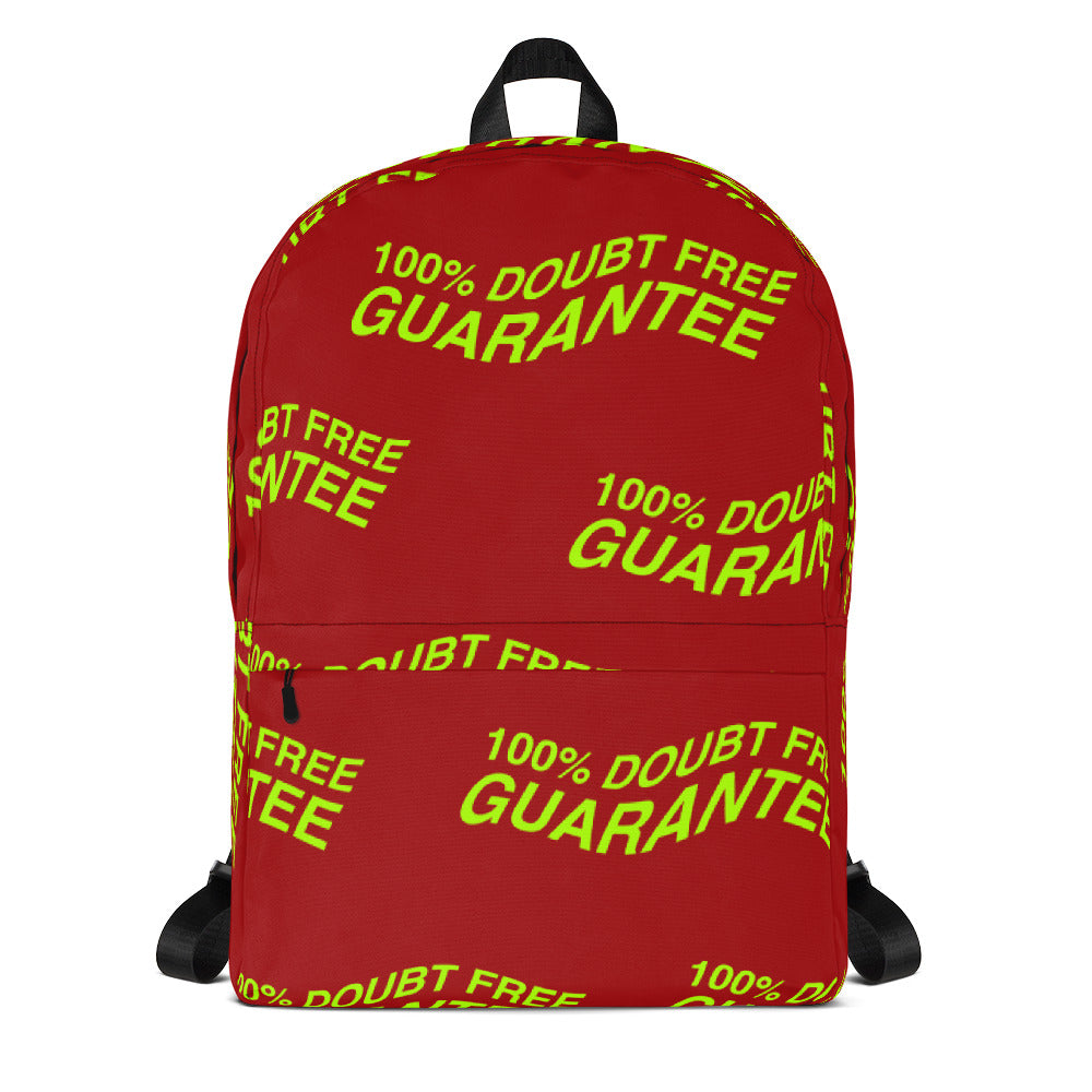 100% DOUBT FREE BACKPACK (LIVEWIRE)