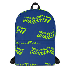 "100% DOUBT FREE ""Scooby Snack"" Backpack"