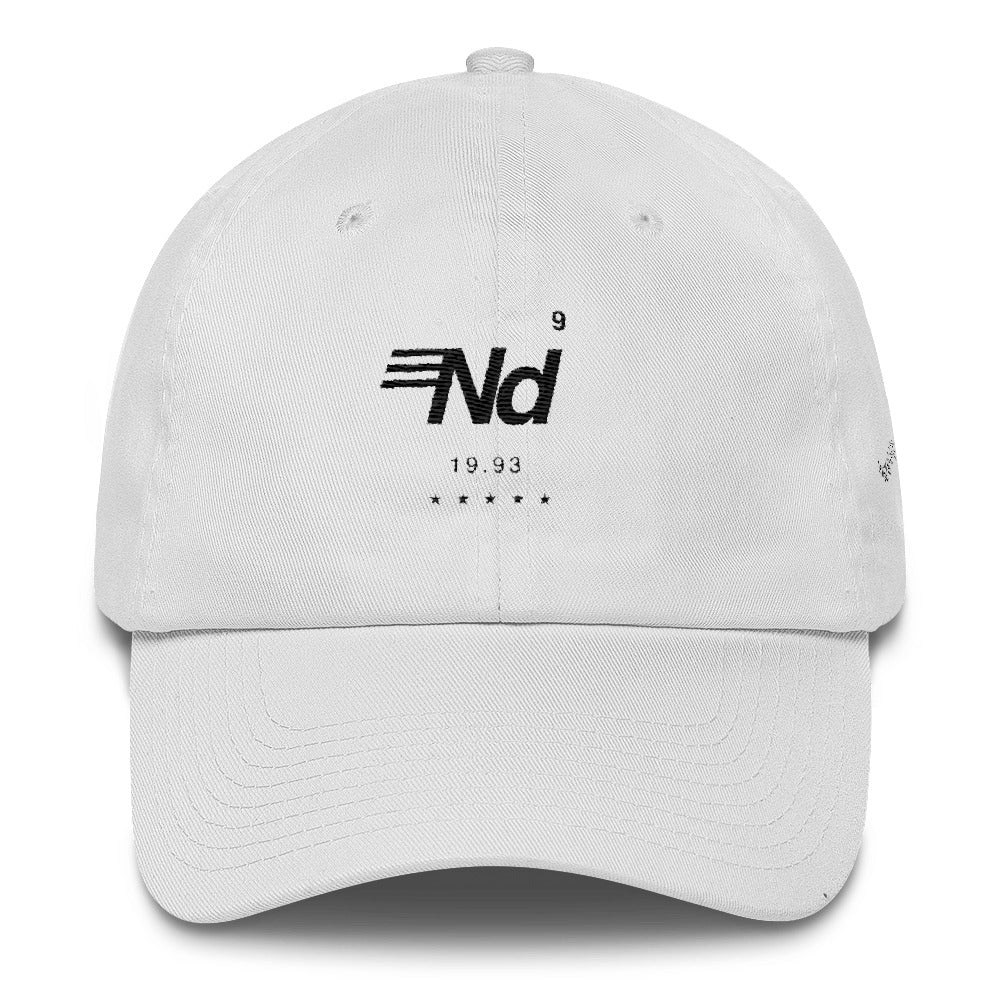 NO DOUBT DAD HAT - WHITE