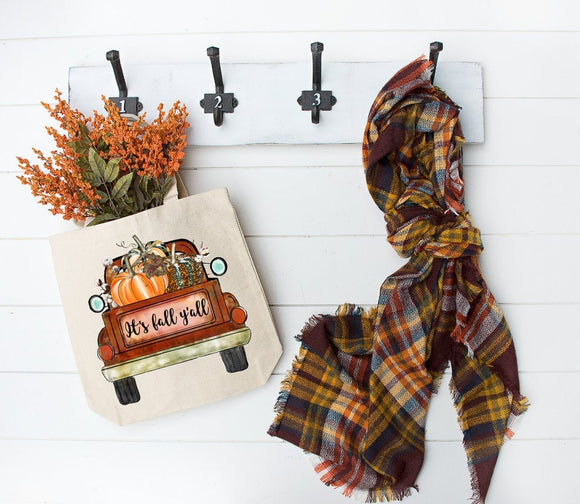 Fall pickup truck tote