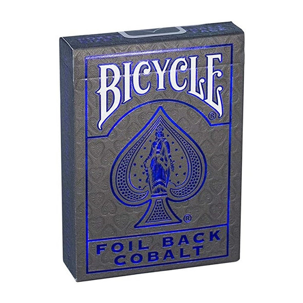 NAIPE BICYCLE METALLUXE FOIL BACK