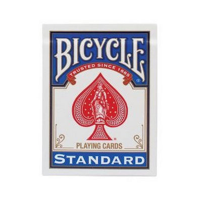 NAIPE MAGIA BICYCLE STANDARD BLANCO/BLANCO