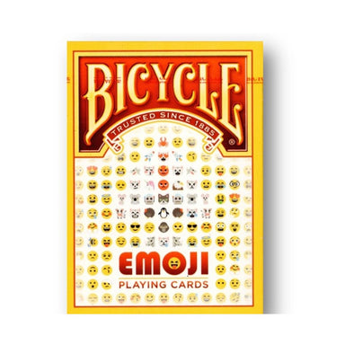 NAIPE BICYCLE EMOJI POKER ORIGINAL