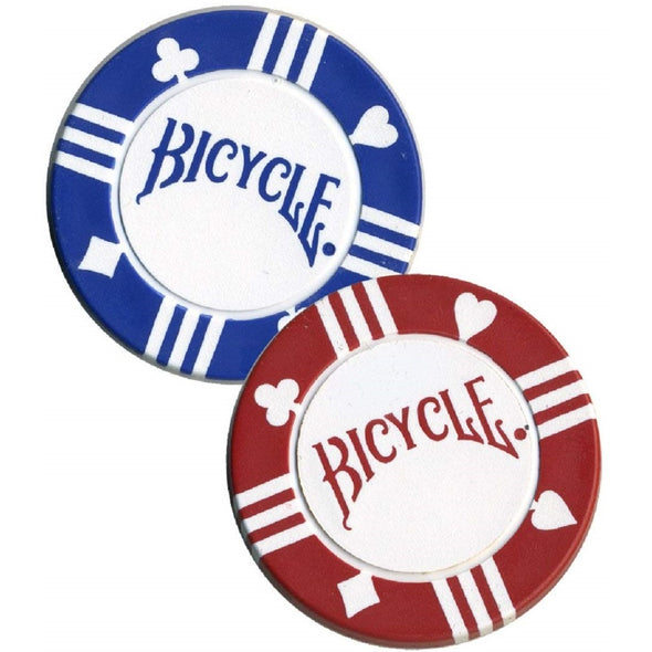 SET BICYCLE 100 FICHAS POKER 8G