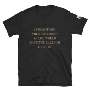 I Fought T-Shirt