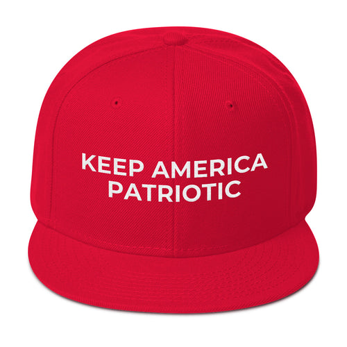 KEEP AMERICA PATRIOTIC Hat