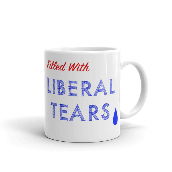 Filled with Liberal Tears Mug