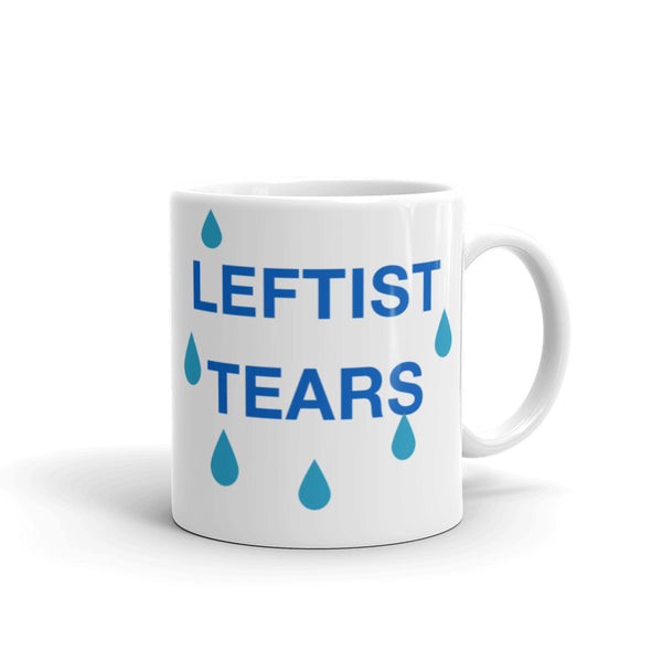 Ben Shapiro Leftist Tears coffee cup