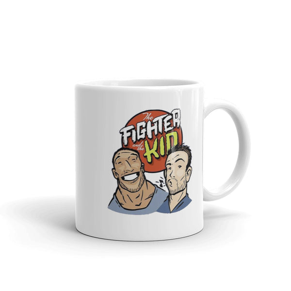 The Fighter and The Kid Mug