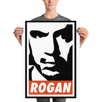 "Joe Rogan ""Obey"" Poster"