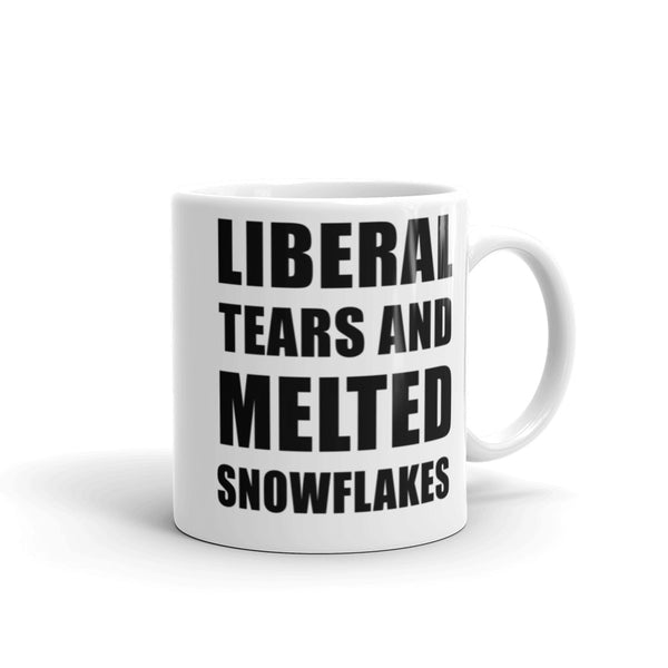 Liberal Tears and Melted Snowflakes Mug