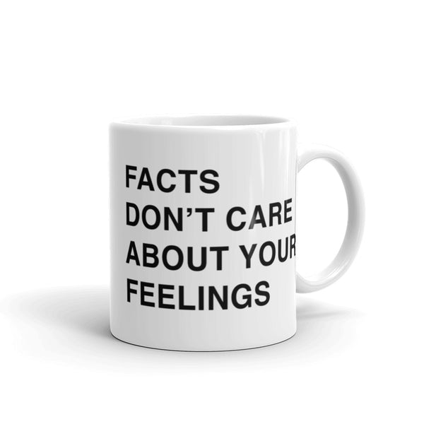 Ben Shapiro Facts don't care about your feelings coffee mug