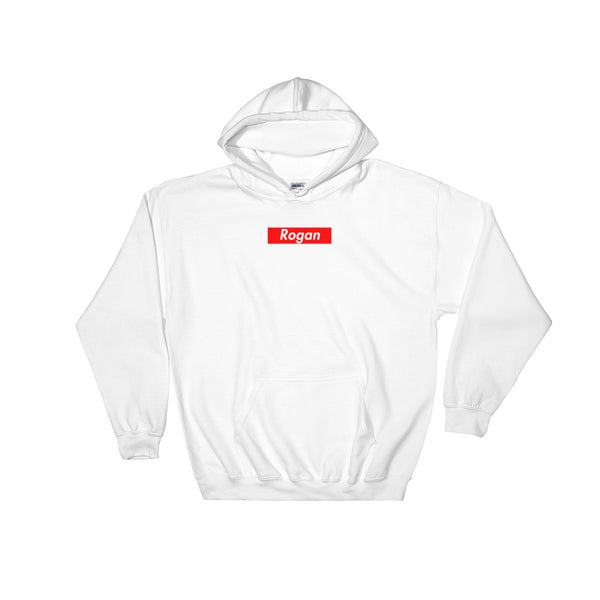 Joe Rogan White Sweatshirt