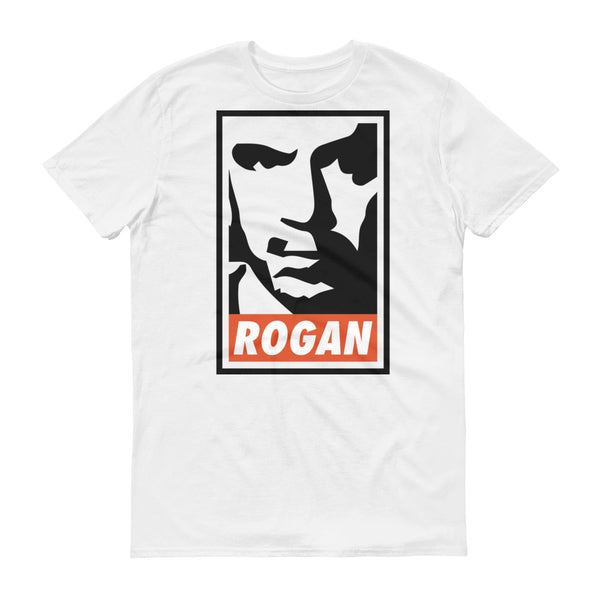 Joe Rogan White T-Shirt