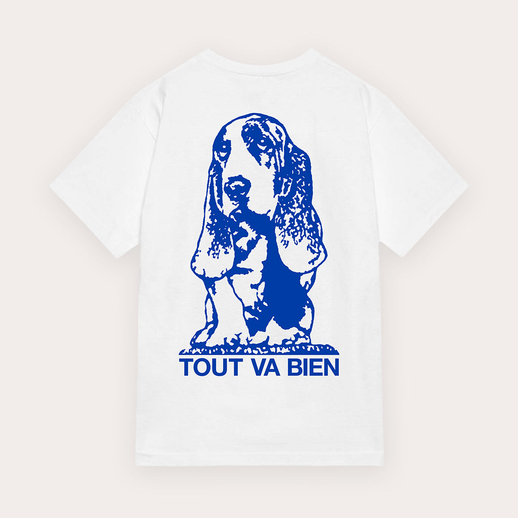 Doris T-Shirt - White