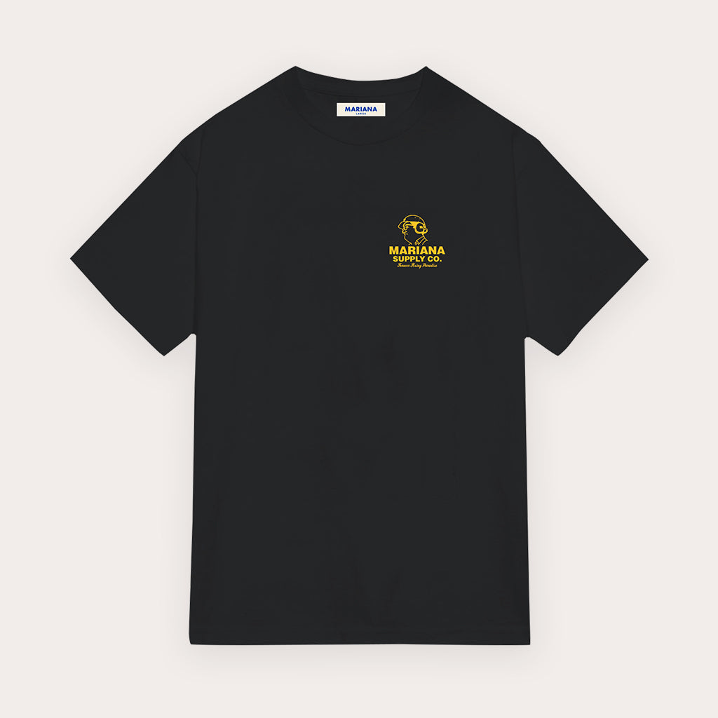 Supply T-Shirt - Black