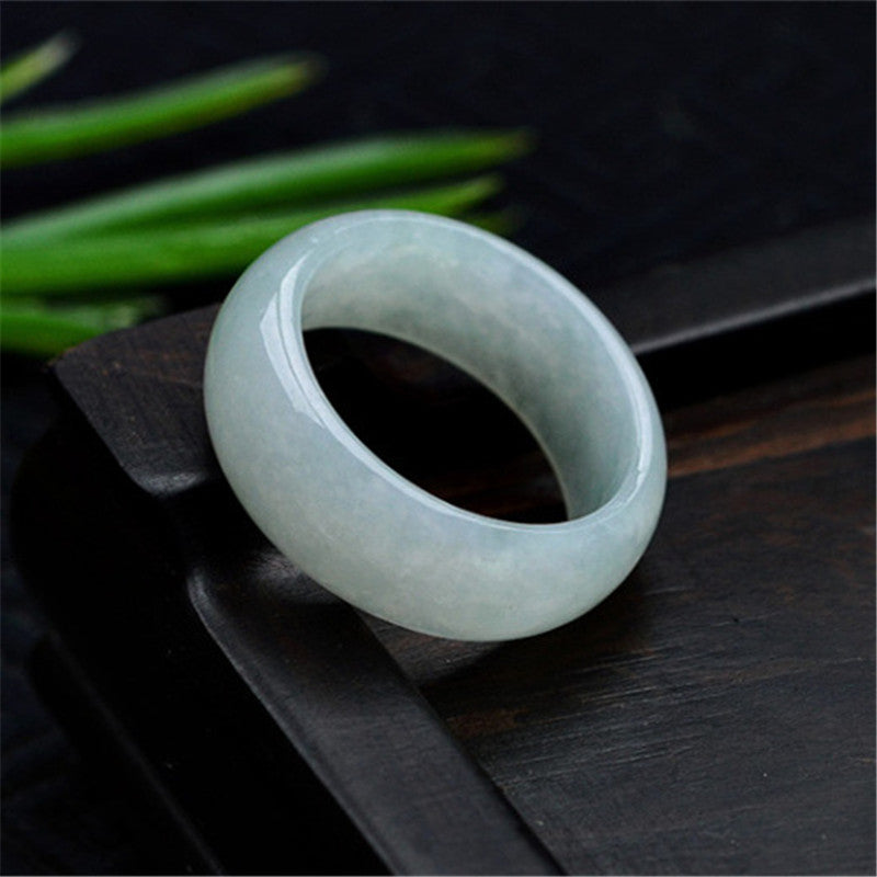 Pure Jade Ring