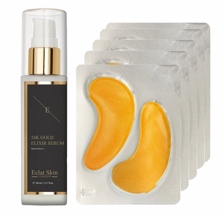 2pc Anti-Ageing Super Serum & Eye Mask Set
