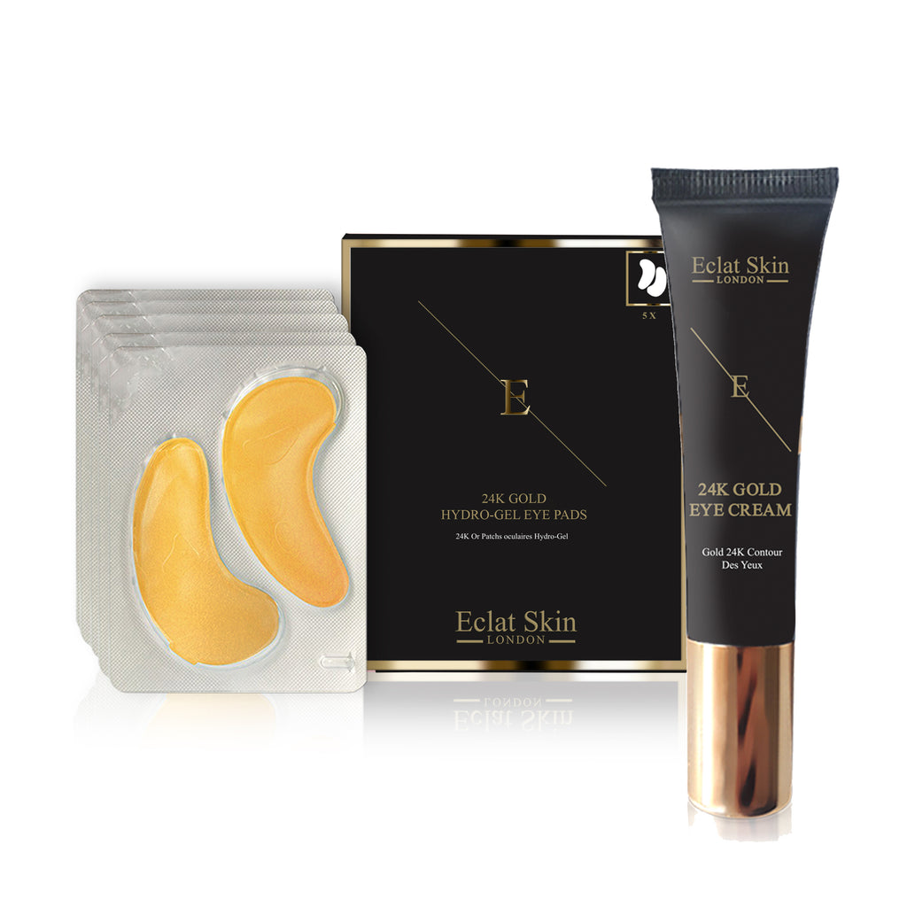 24K Gold Eye Care Duo
