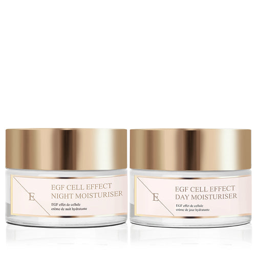 Ultimate Cell Renewing & Skin Perfecting Day & Night Starter Set - 2pc