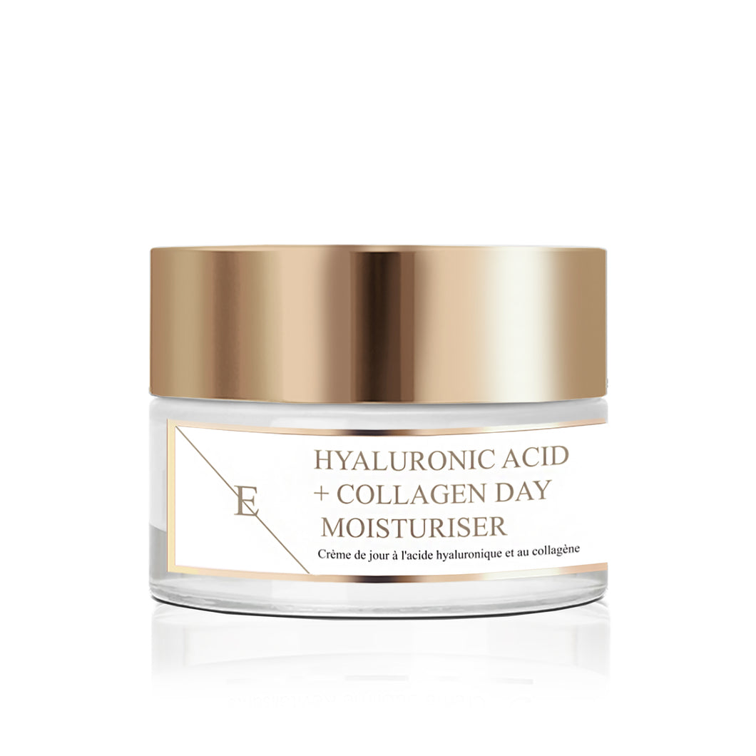 Hyaluronic Acid & Collagen Day Moisturiser (50ml)