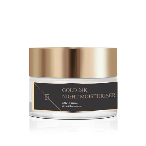 Anti wrinkle cream 24K Gold (50ml)
