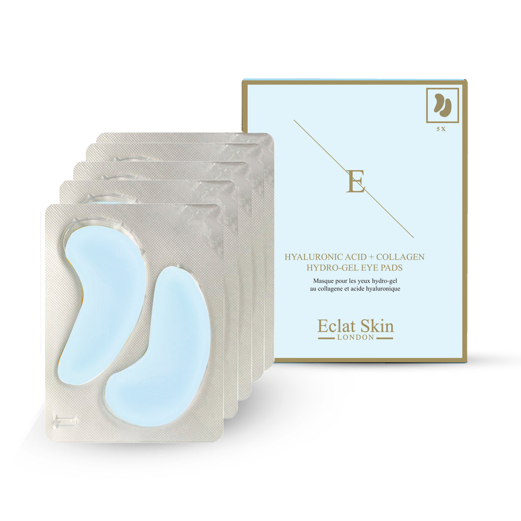 Hyaluronic acid and Collagen Hydro-Gel Eye Pads 5 x 2 OFFER