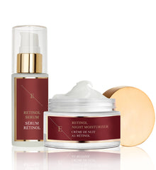 2pcs Pro-Age Rejuvenation Retinol night routine