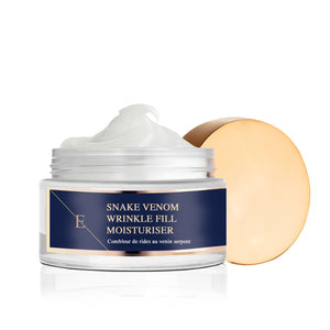 Wrinkle Fill Snake Venom Moisturiser (50ml) Offer