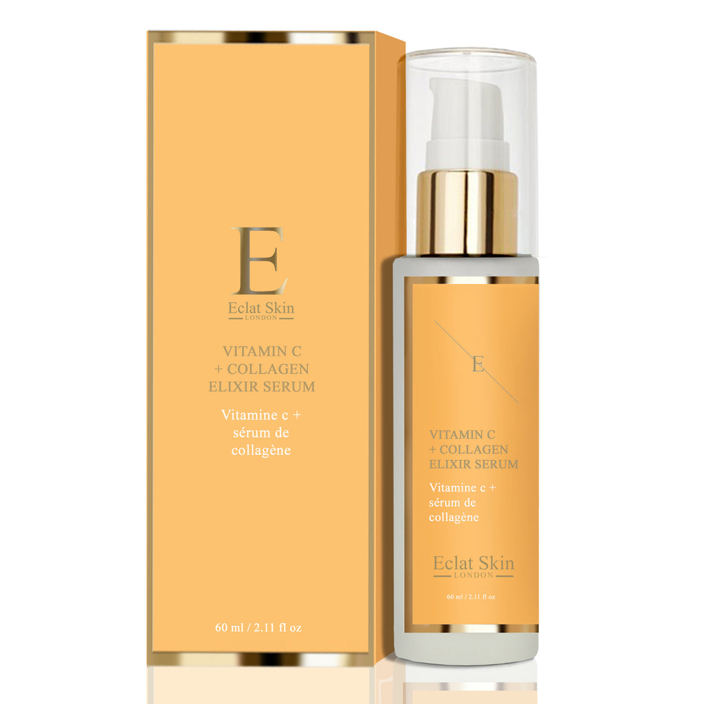 OFFER VITAMIN C + COLLAGEN ELIXIR SERUM 60ML