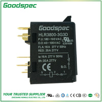 HLR3800-3G3D POTENTIAL TYPE MOTOR STARTING RELAY