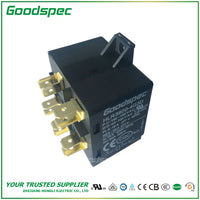 HLR3800-4G3D POTENTIAL TYPE MOTOR STARTING RELAY