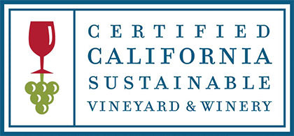 Certified California Sustainable Vineyard and Winery