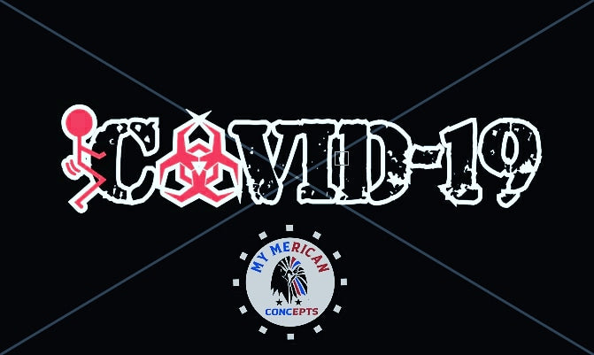Covid-19 Decal!