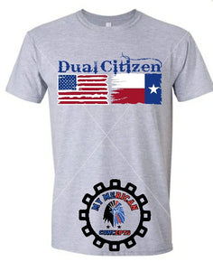 """Dual Citizen""-Unisex Shirt!!"