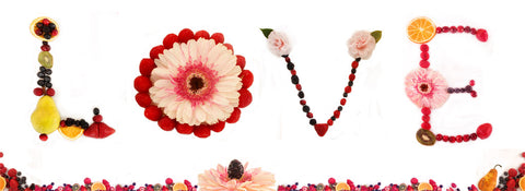 Love Fruit and Flowers