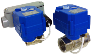 ABC Cooling Tower Ball Valves