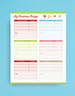Christmas Planner Printable Kit