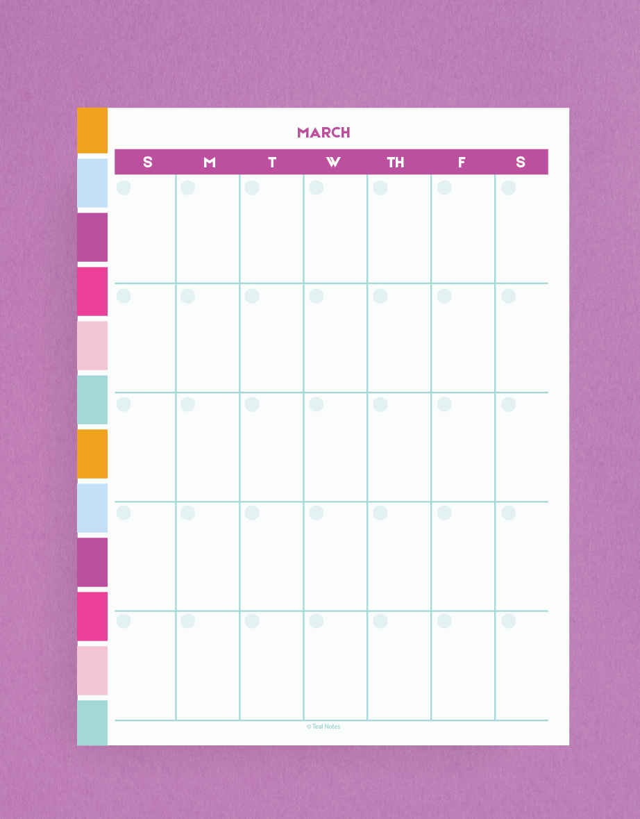 Plan & Create Printable Planner Kit