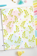 3 Pack Patterned Pages For Dividers | Crafting | Framing