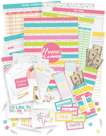 100+ Page Household Planner
