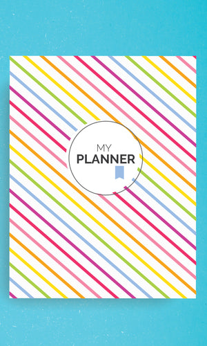 Printable Planner Pages Cover