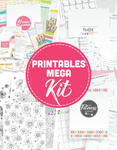Printables Mega Kit! (224 pages)