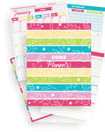 60+ Page Home Planner