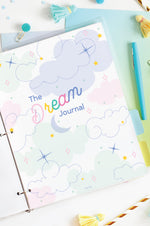 printable dream journal to record your dreams