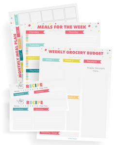 The Ultimate Meal Planner