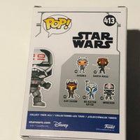 Star Wars Clone Wars Wrecker Funko POP #413